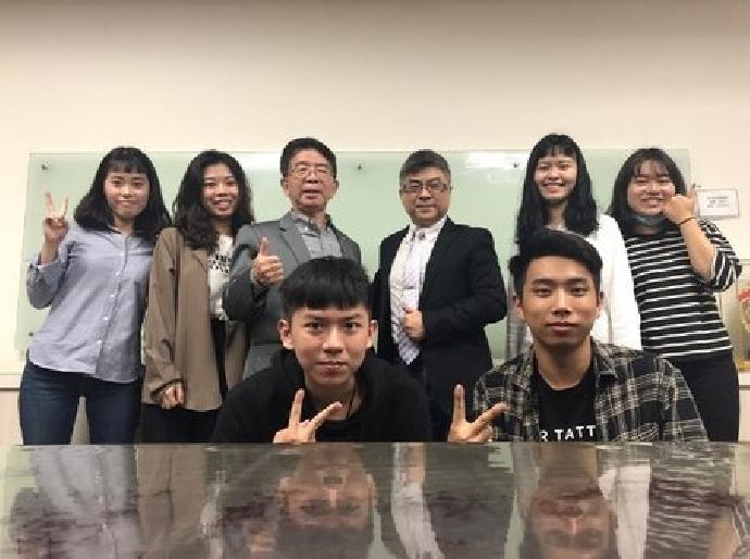 東海大學學生榮獲2020跨境電商競賽全國特優